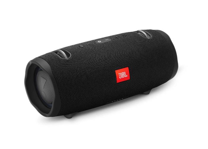 JBL Xtreme 2 Portable Bluetooth Speaker - Midnight Black - 1