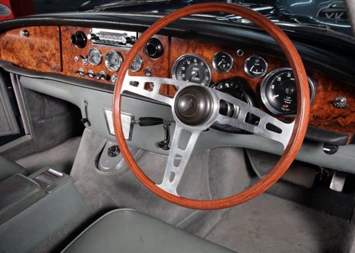 Jensen CV8 (1965) - 2