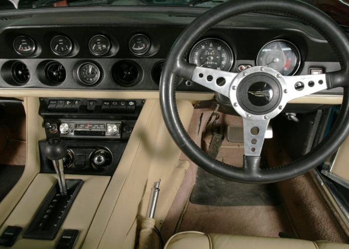 Jensen FF Mark III Uprated Coupe (1970) - 2