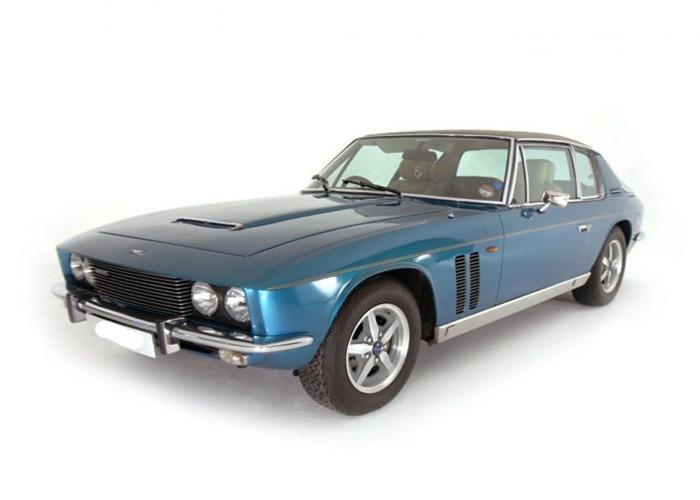 Jensen FF Mark III Uprated Coupe (1970) - 1