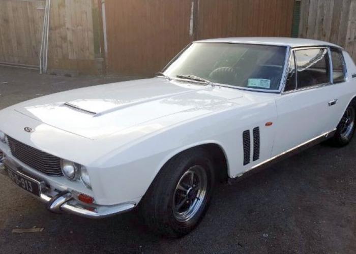Jensen FF MkI (1969) - 1