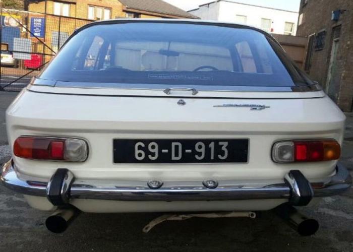 Jensen FF MkI (1969) - 2