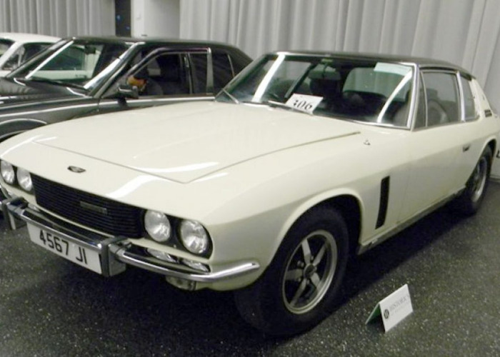 Jensen Interceptor Series III (1973) - 1