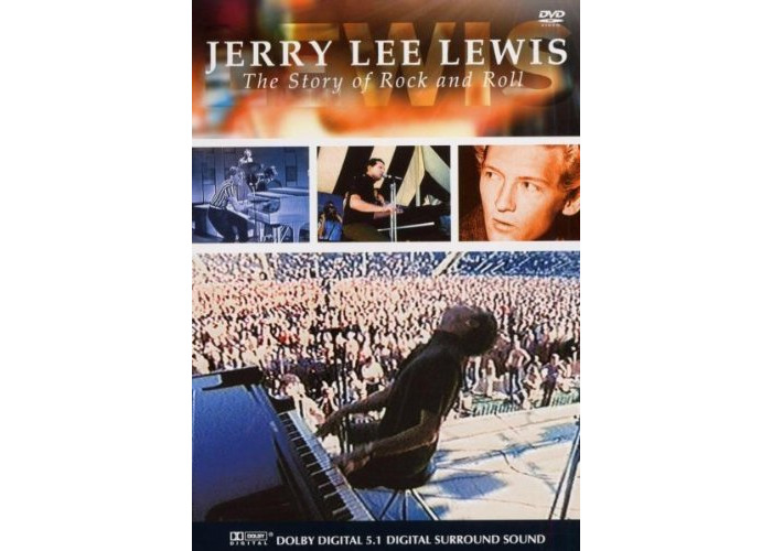 Jerry Lee Lewis: The Story Of Rock And Roll [DVD] [DVD] - 1
