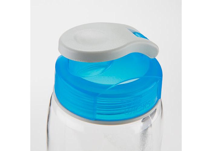 Joe Wicks Hydration 700ml Sports Bottle Blue - 2