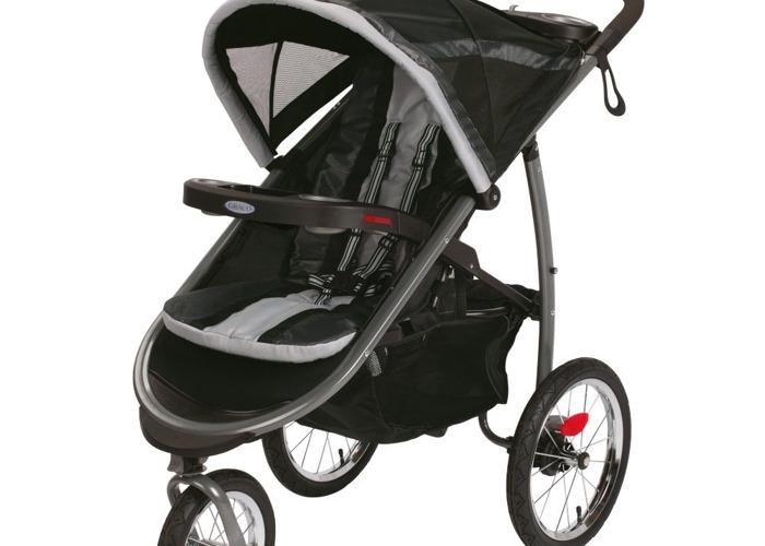 jogging stroller graco fastaction fold jogger 21871595