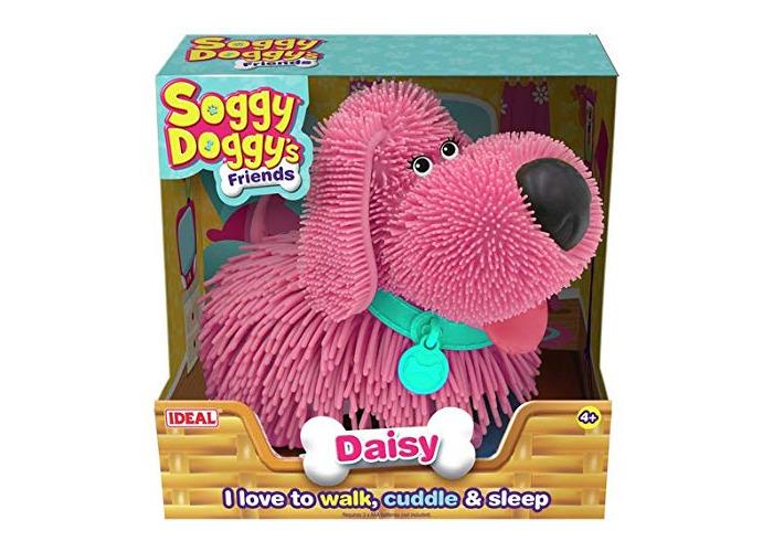 John Adams 10678 Soggy Doggy's Friends-Daisy, Pink - 1