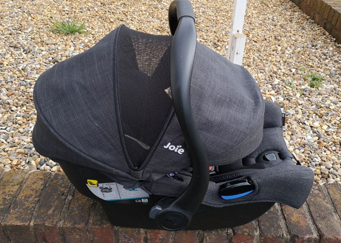 Joie baby group 0+ car seat - 1