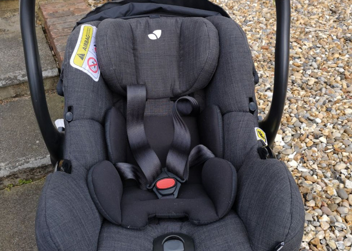 Joie baby group 0+ car seat - 2