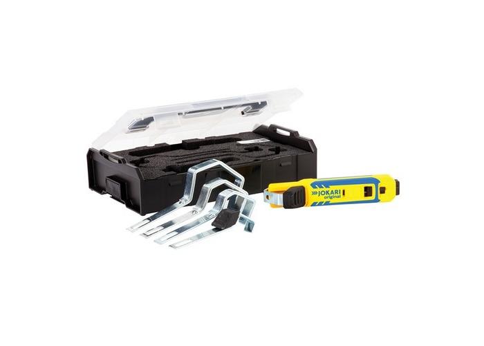 Jokari JOK71000 4-70 Cable System Complete Set (4-70mm) - 1