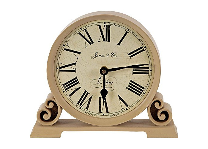 Jones Decorative Mantel Clock - 1