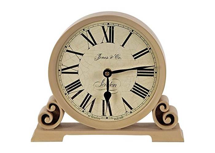 Jones Decorative Mantel Clock - 2