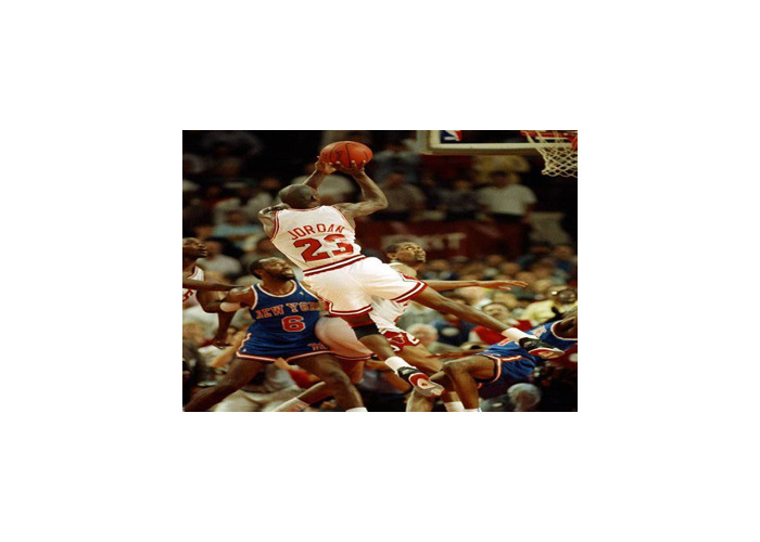 Jordan basketball  - 1