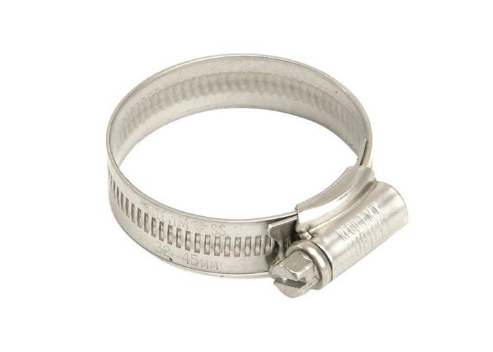 Jubilee Hose Clip 000 Stainless Steel 9.5-12mm - 1