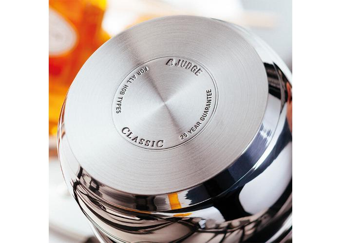 Judge Classic 18cm Saucepan With Glass Lid - 2