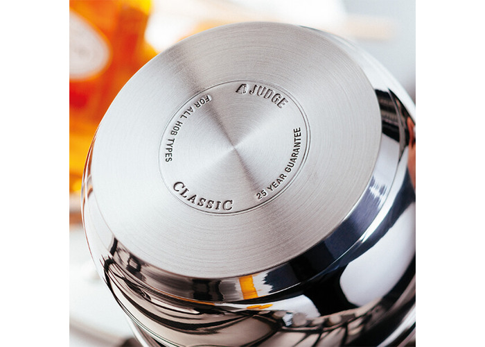 Judge Classic 20cm Saucepan With Glass Lid - 2
