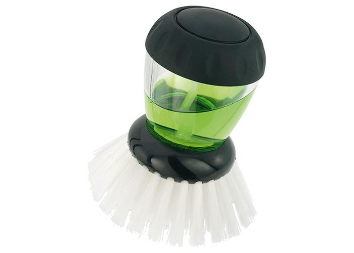 Judge Dish Brush with Washing Up Liquid Soap Dispenser - 2