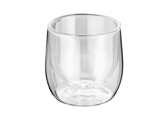 Judge Double Walled 250ml Tumbler Glass Set Of 2 - 2