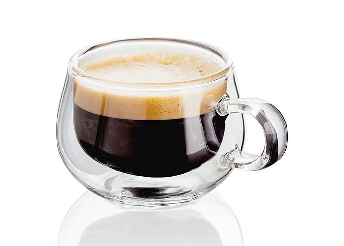Judge Double Walled 75ml Espresso Glass Set Of 2 JDG25 - 1