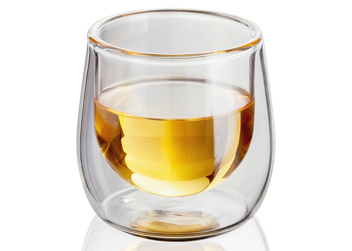Judge Double Walled 75ml Shot Glass Set Of 2 - 1