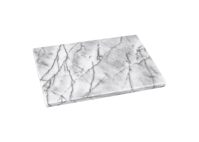 Judge Oblong Platter, White, 30 x 20 cm - 1