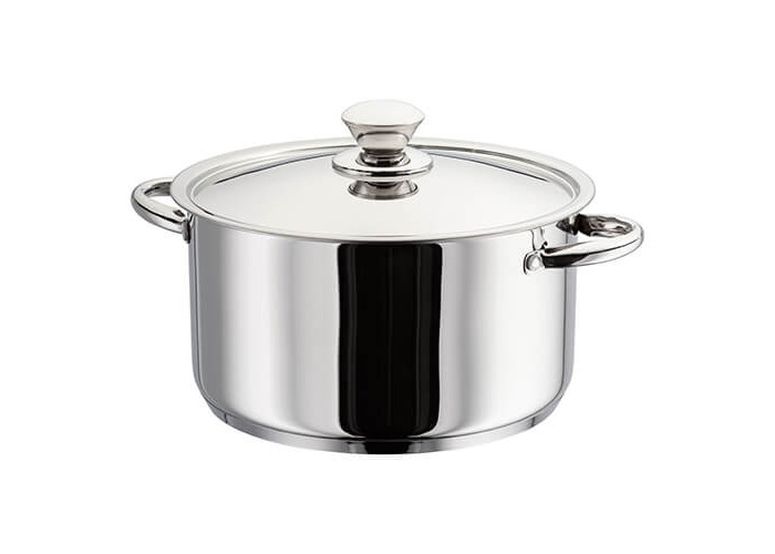 Judge Platina 24cm Casserole With Lid - 1