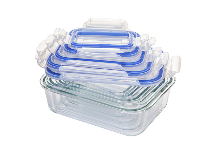 Judge Seal & Store Glass Container 350ml - 2