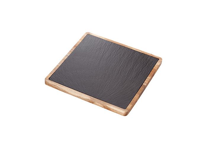 Judge Slate 25cm Serving Platter - 1