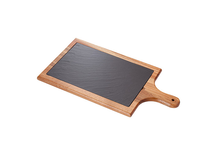 Judge Slate 45 x 25cm Serving Platter - 1