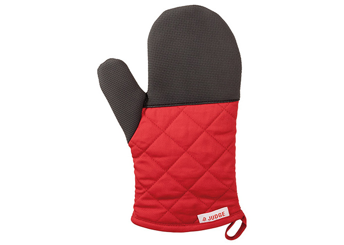 Judge Traditional Oven Mitt Assorted Colour - 1
