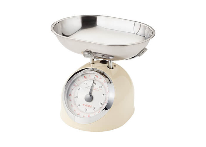 Judge Traditional Scale, Beige, 5 kg - 1