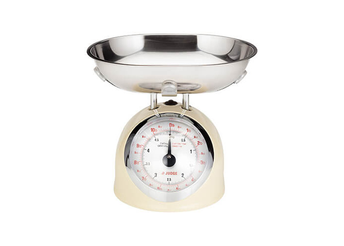 Judge Traditional Scale, Beige, 5 kg - 2