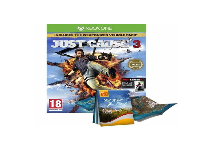 Just Cause 3 - Xbox One - 1