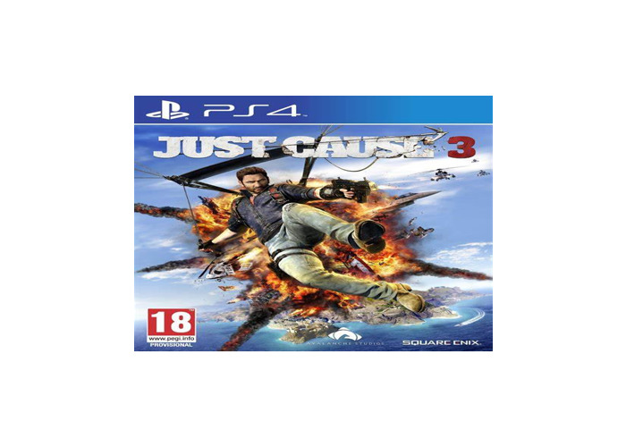 Just Cause 3 PS4 - 1