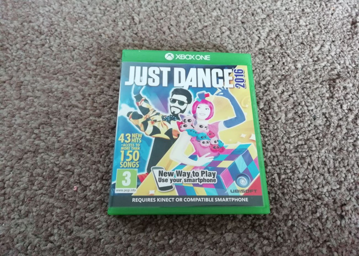 Just Dance 2016 - Xbox One - 1