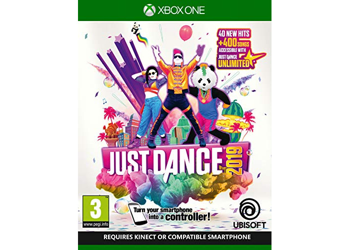 Just Dance 2019 (Xbox One) (xbox_one) [video game] - 1