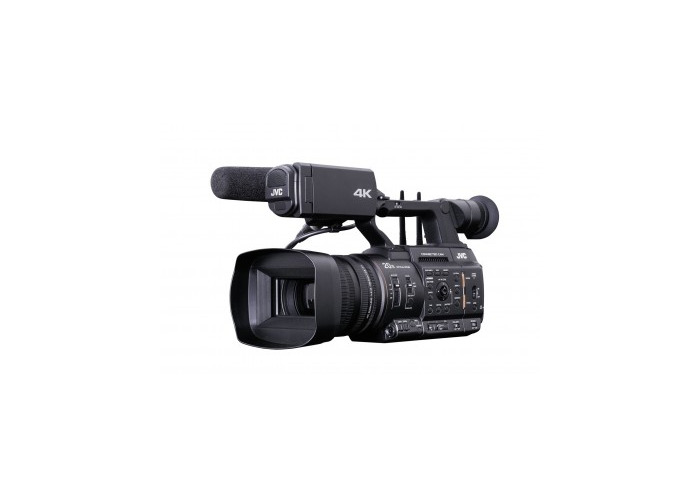 JVC GY-HC500 4K ENG Hand-Held Camcorder - 1