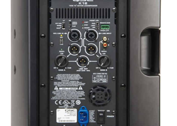K12 speakers - 1