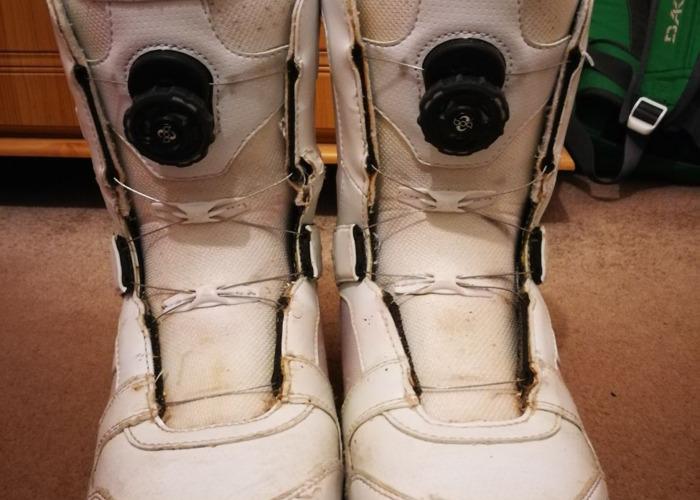 K2 Raider Boa Snowboard boots size UK 9 - 1