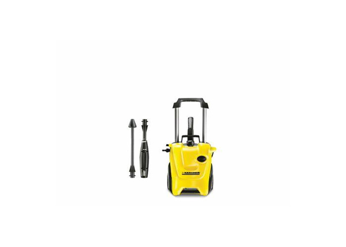 K4 pressure washer with power end - 1