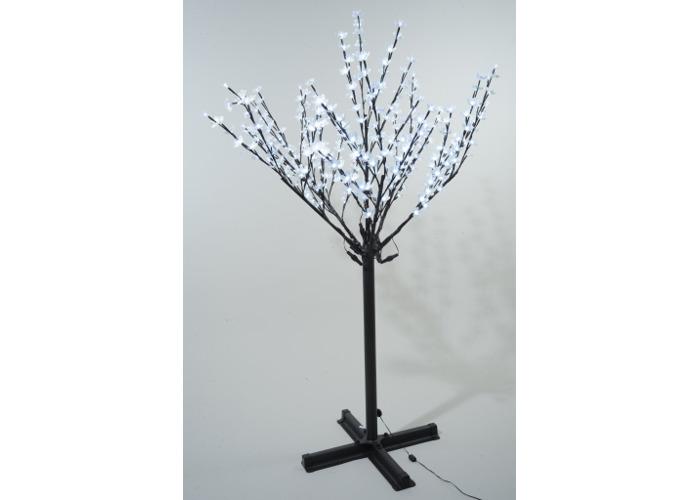 Kaemingk LED Blossom Tr Outdoor Cool White 215cm - 2