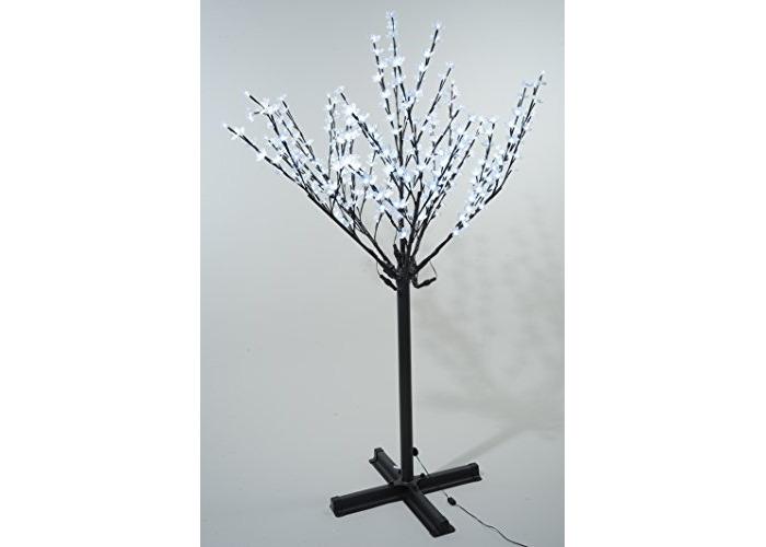 Kaemingk LED Blossom Tr Outdoor Cool White 215cm - 1