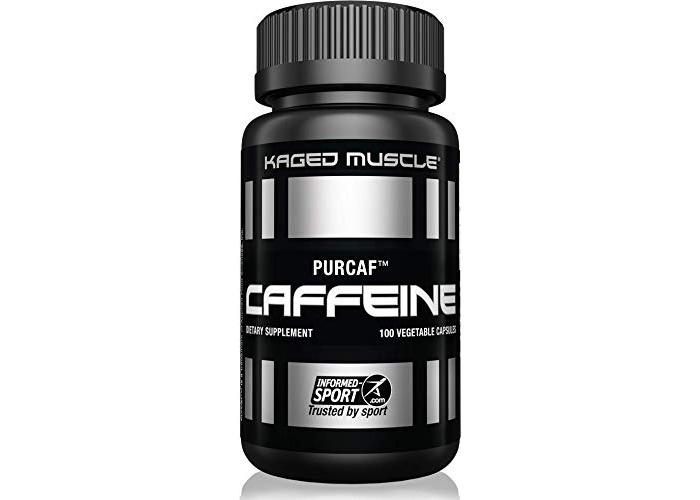 Kaged Muscle Purcaf Capsules, 100 Count - 1