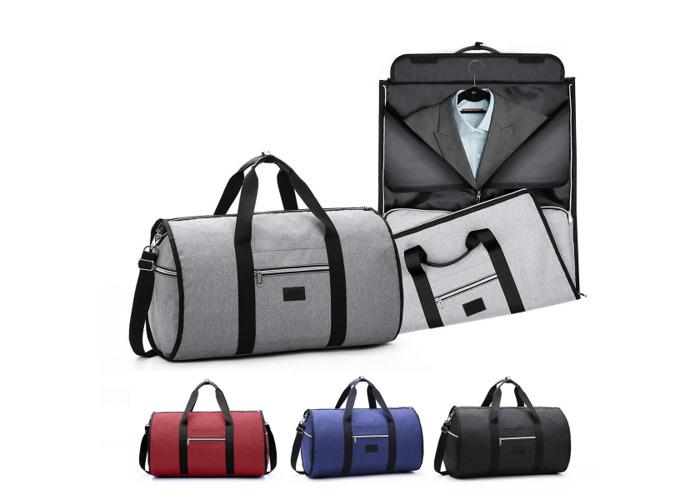 KALOAD 2 In 1 Waterproof Yoga Bag Travel Shoulder Bag Large Luggage Duffel Totes Carry Hand Bag - 1