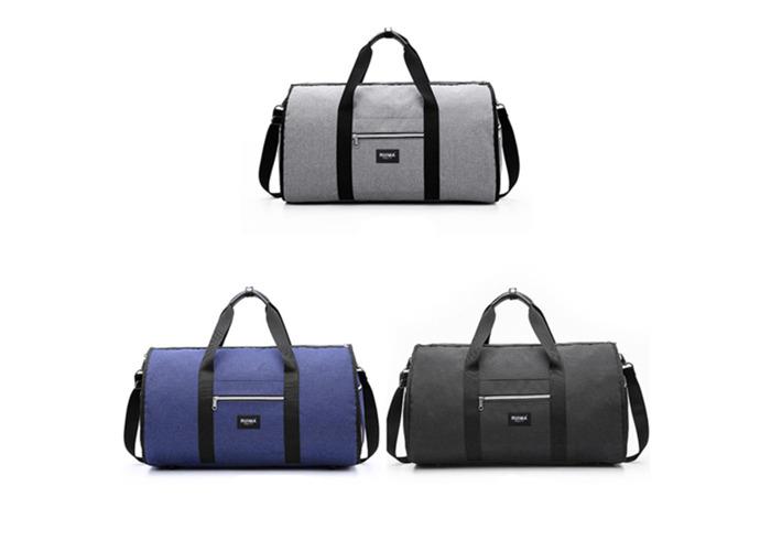 KALOAD 2 In 1 Waterproof Yoga Bag Travel Shoulder Bag Large Luggage Duffel Totes Carry Hand Bag - 2