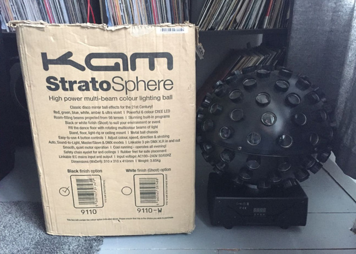 Kam Stratosphere DJ Light - 2