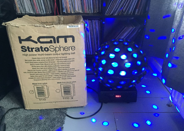 Kam Stratosphere DJ Light - 1