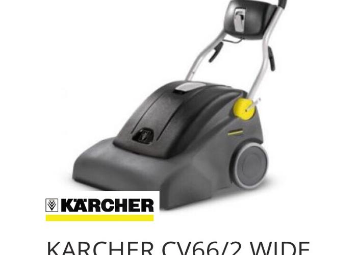 Karcher CV66/2 Wide Area Vacuum  - 1