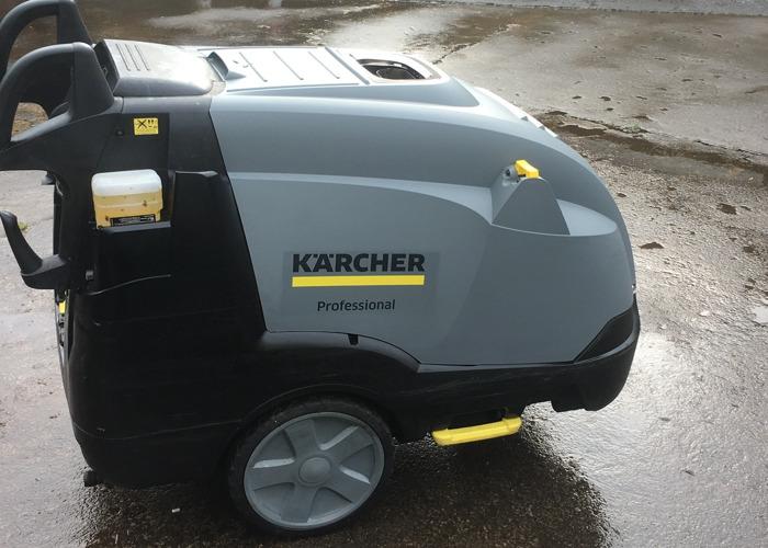 Karcher HDS 7/10 hot pressure washer  - 1