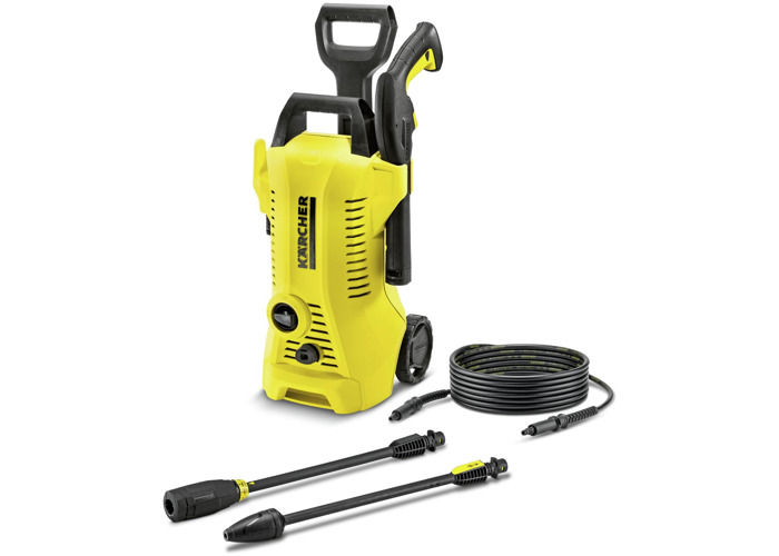 Karcher K2 Full Control Pressure Washer - 1400W - 1
